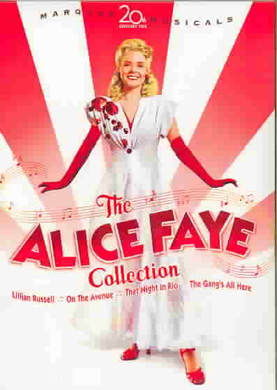ALICE FAYE COLLECTION BY FAYE,ALICE (DVD)